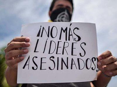 La ONU Informa Que En Colombia Han Asesinado Por Lo Menos A 52 Lideres Sociales