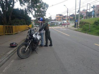 Operativos De La Policia En San Antonio De Prado Empiezan A Dar Resultados.