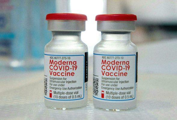 ¡Por Fín Llegaron Las Vacunas Moderna Al País!
