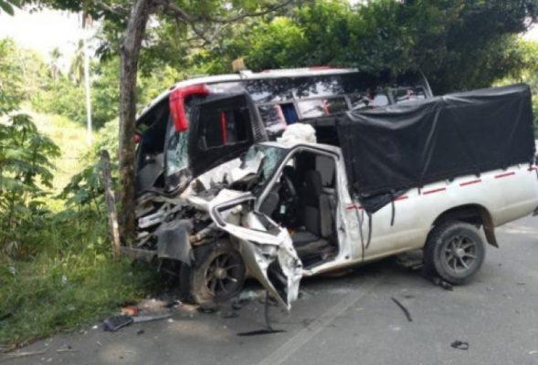 Accidente De Tránsito En Cáceres Antioquia, Deja Una Persona Muerta