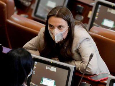 Karen Abudinen Se Despide Del Ministerio TIC
