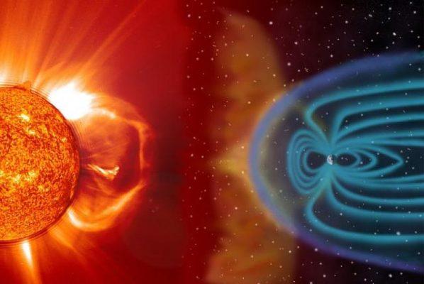 Una Tormenta Solar Masiva Podría Causar Un Colapso De Internet