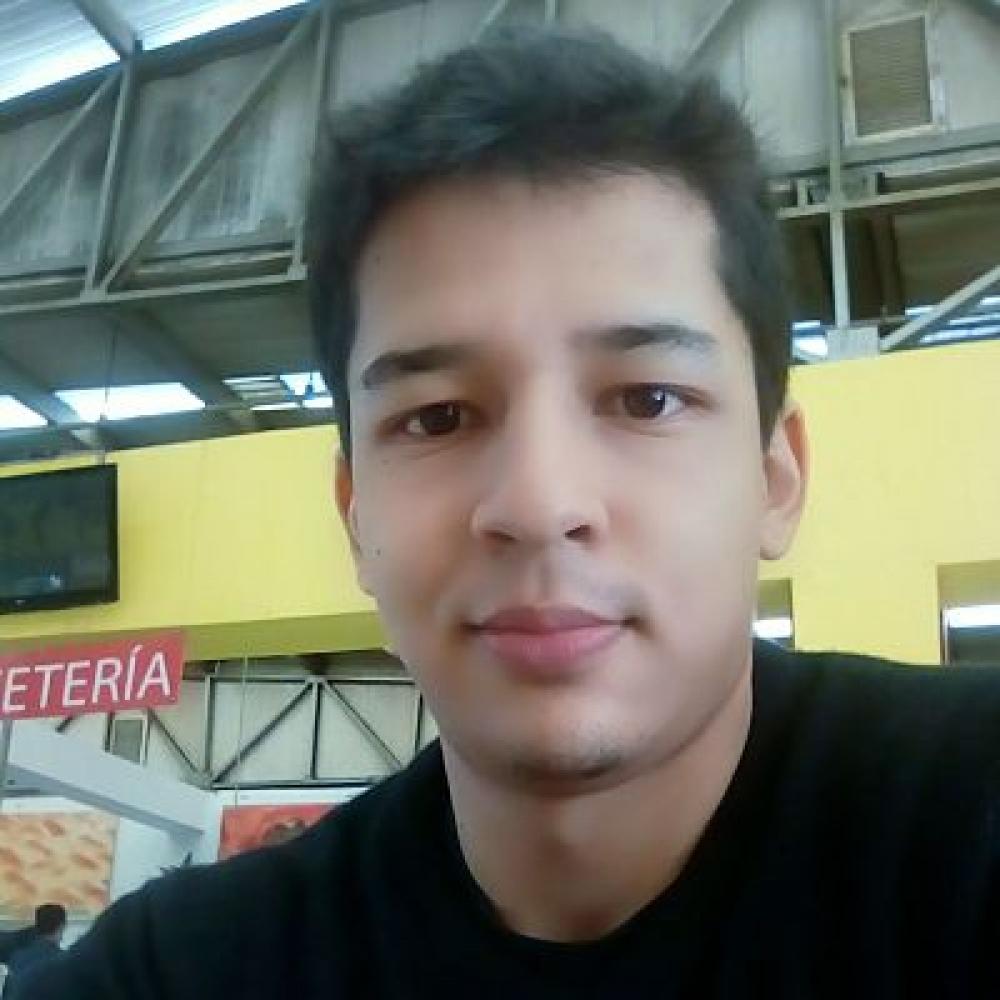 """Ualdibir Ruiz, """"Ualdo"""" una mezcla de agua, vida y entrega"""