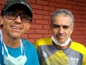 Un sueño en bicicleta, tienen a Alex Betancur y Juan Trochas varados en la India