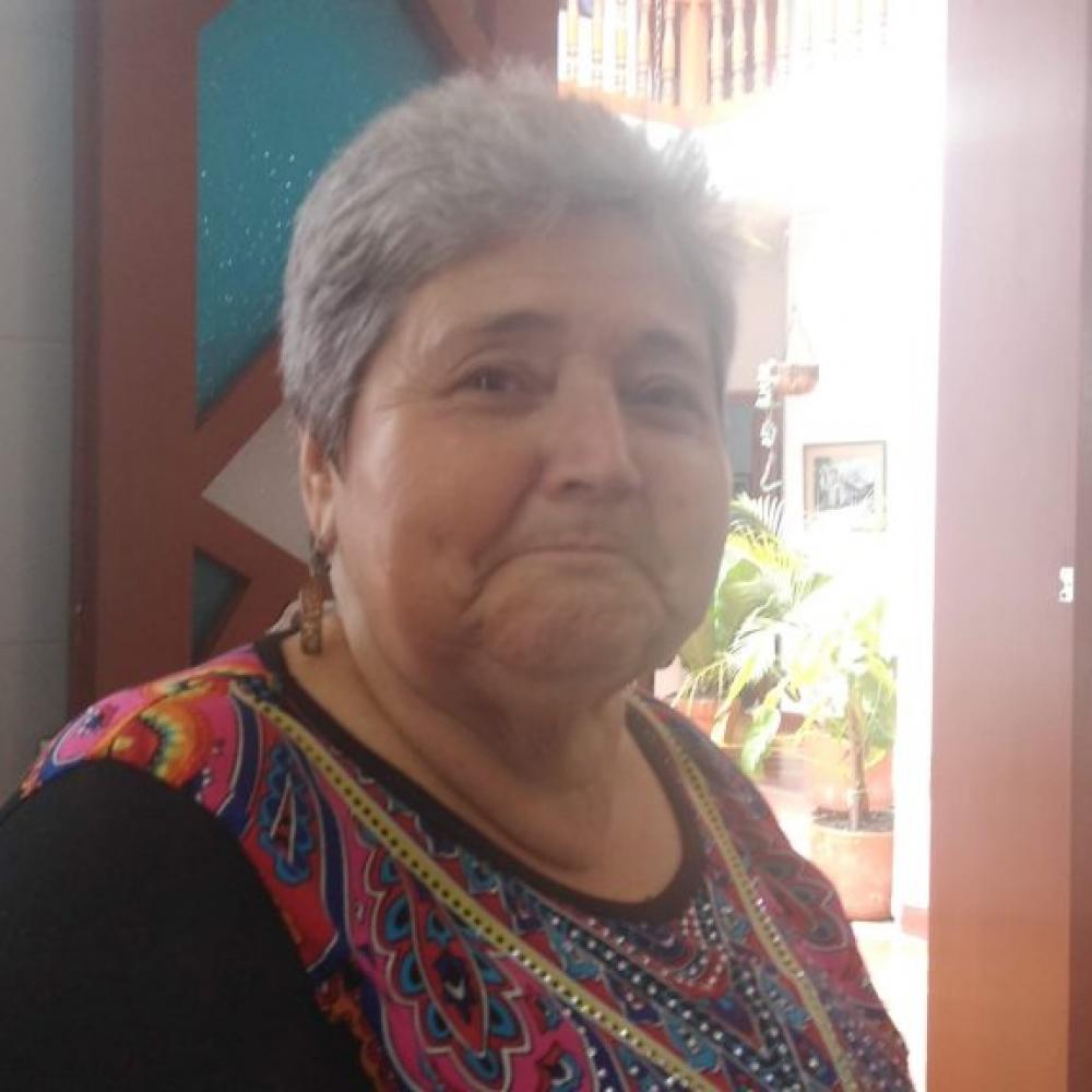 Libia Escobar, diez y nueve años al servicio de su amado Jesús