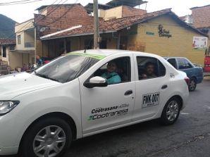 Llega a San Antonio de Prado, el nuevo servicio de taxi-colectivo veredal.
