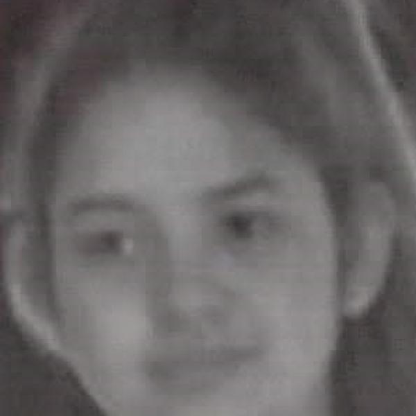 María José Ramírez Vanegas, esta desaparecida en San Antonio de Prado