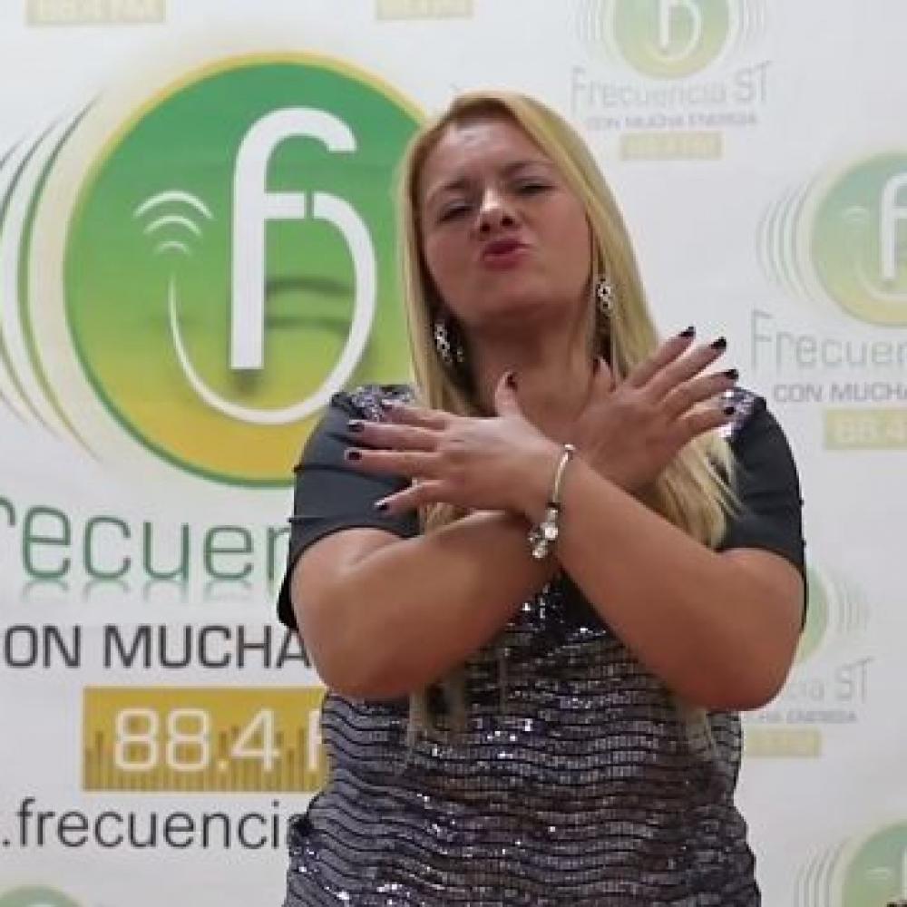 Marta Cecilia Giraldo: Se me encharcaron los ojos