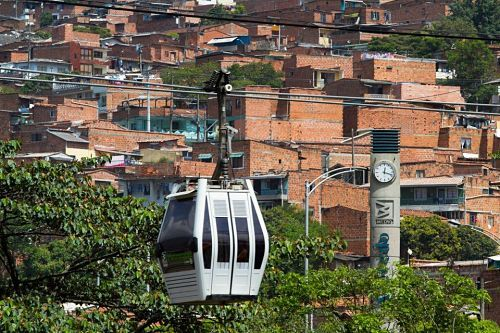 Atención! Se restablece servicio del Metrocable Acevedo – Santo Domingo (línea K)