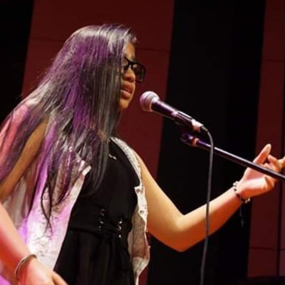 Valentina Ceballos:  Casi que comiéndome las uñas viendo el directo, muy feliz