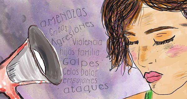 Si eres víctima de violencia basadas en género puedes llamar a los números 3154064194 – 3214677071