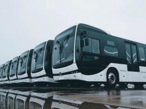En el mes de noviembre, rodarán por las calles de Medellín, los nuevos buses eléctricos